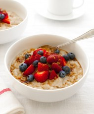 Crockpot Steel-cut Oatmeal