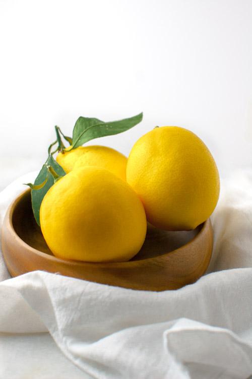 Lemon Tart | tamingofthespoon.com