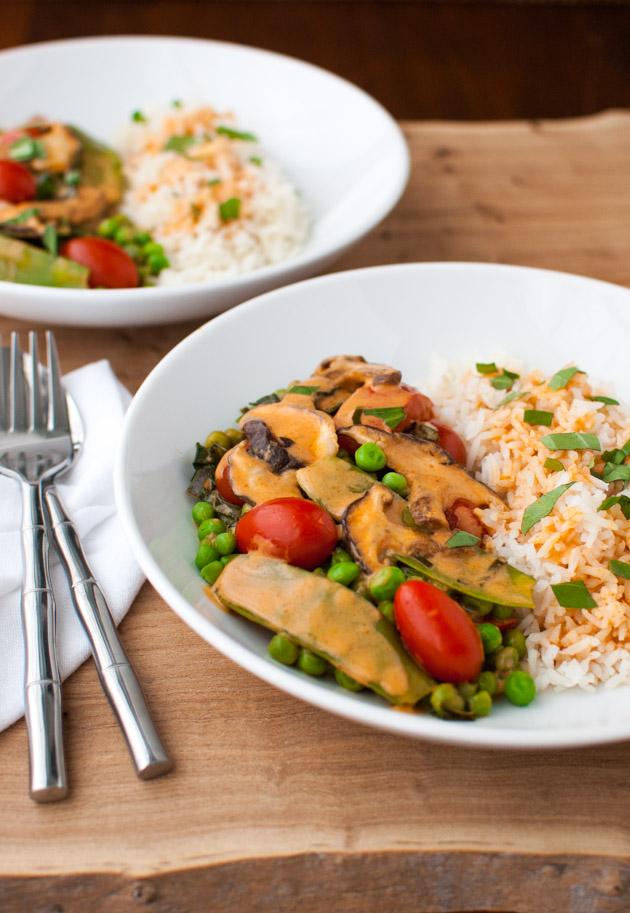 Vegetable Curry   tamingofthespoon.com