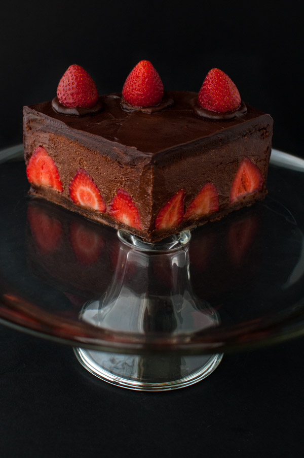 Cake With Chocolate Ganache And Strawberry Filling : Readers  Favorite Recipes of 2014 - Taming of the Spoon