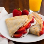 Sweet Crepes | tamingofthespoon.com