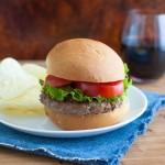 The Hemingway Burger | tamingofthespoon.com