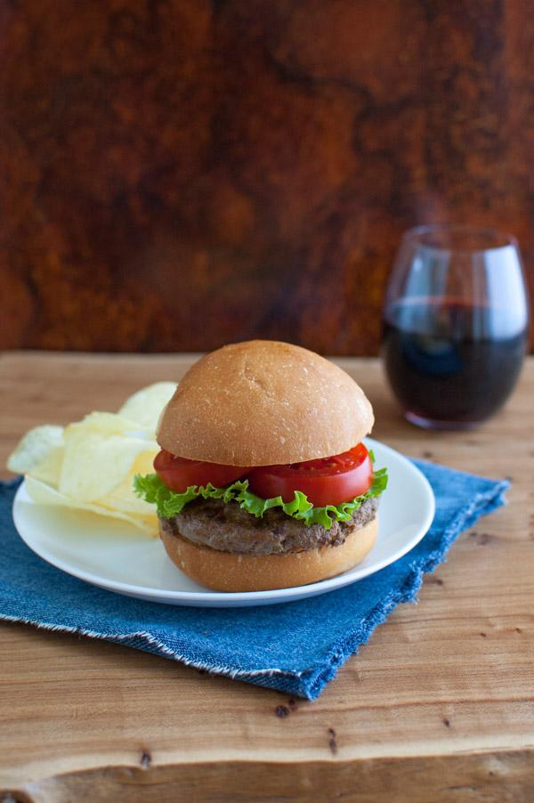 The Hemingway Burger| tamingofthespoon.com