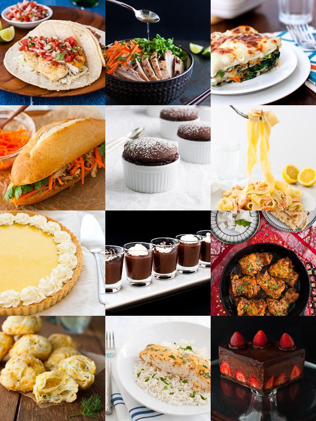 Readers Favorite Recipes 2014 | tamingofthespoon.com