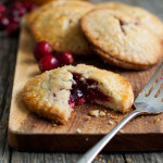 Cranberry Orange Hand Pie | tamingofthespoon.com