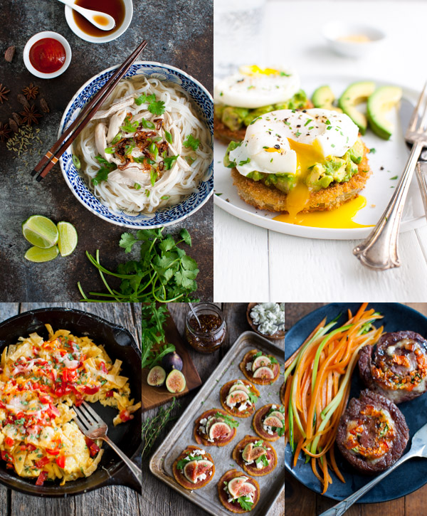 Favorites recipes from 2016 published at Taming of the Spoon | tamingofthespoon.com